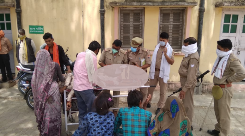 महोबा, two-people-died-due-to-dispute-in-mahoba