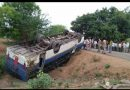 bus accident in mahoba, mahoba news today