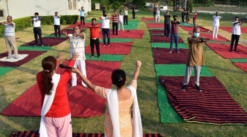 अंतर्राष्ट्रीय योग दिवस