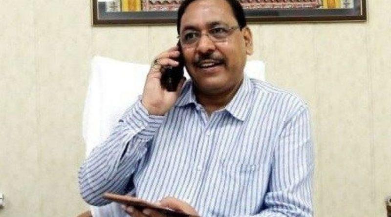 कमिश्नर अजय शंकर पाण्डेय