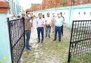 महोबा: जिला मसिट्रेट द्वारा किया गया औचक निरीक्षण